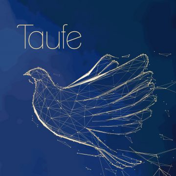 Taufe front